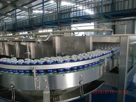 300CPM易拉罐饮料生产线