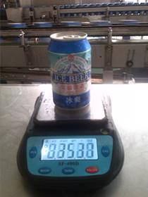 紫晶啤酒300CPM易拉罐啤酒包装线